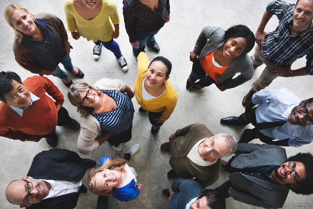 Mindfulness Teacher Register | Diverse group